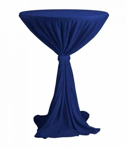 Statafelrok Party - Blauw