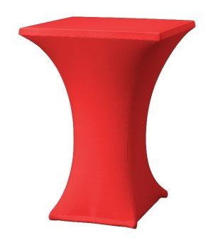 Statafelhoes Rumba - Rood