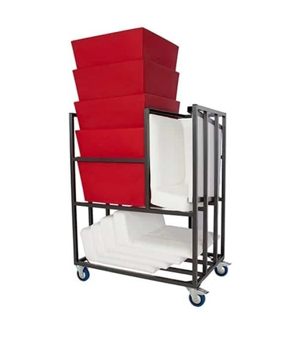 Transportkar Conic Lounge