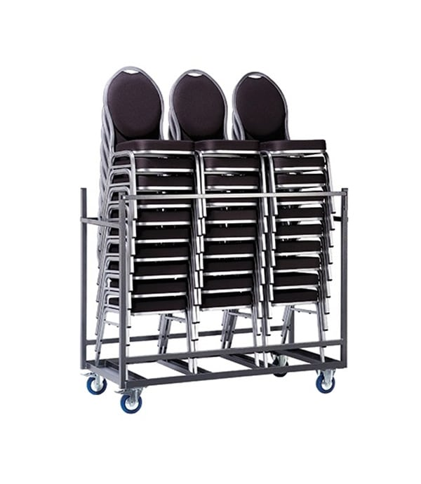 Transportkar stackchairs