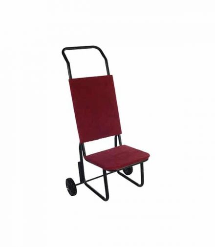 Trolley stackchairs