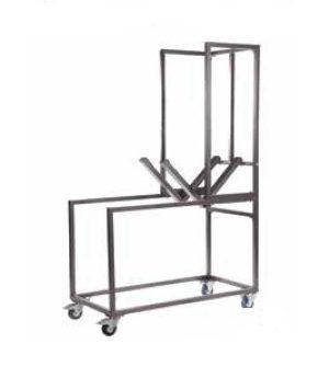 Transportkar stapelstoelen