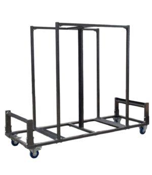 universele trolley transportkar dubbel stapelstoelen
