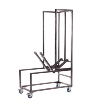 universele trolley transportkar stapelstoelen