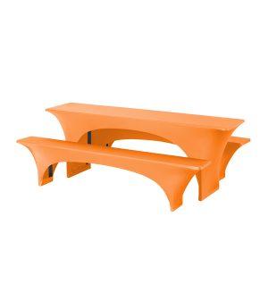 Biertafelhoes Fortune - Oranje
