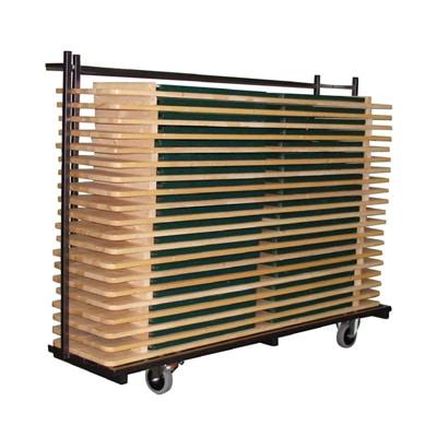 Transportkarren voor biertafels