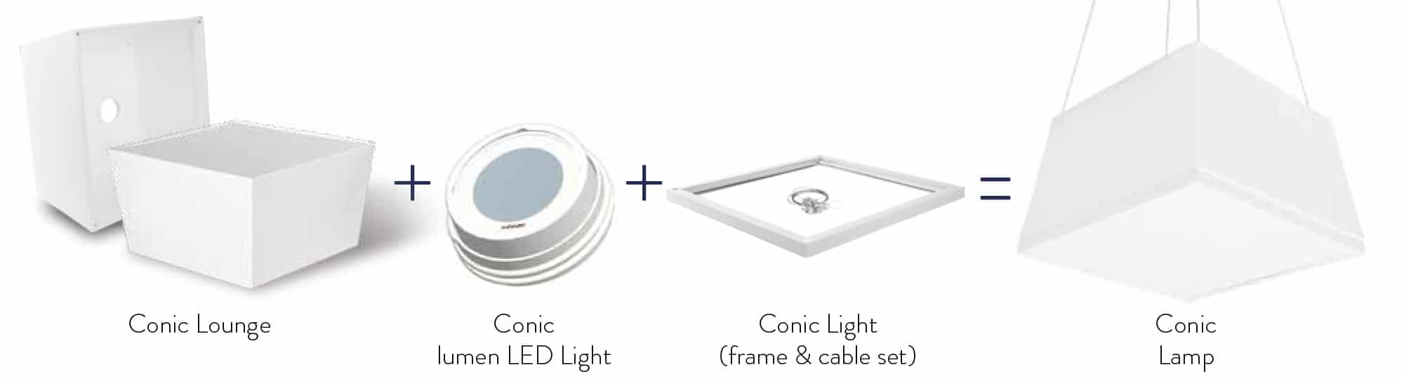 Conic Light producten