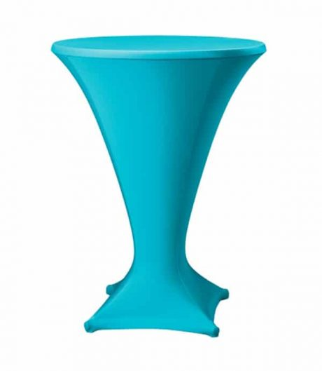 Statafelhoes Cocktail - Turquoise