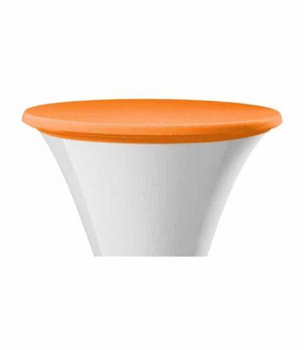 Statafelhoezen - Topcover - Oranje