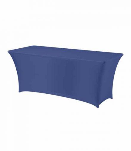 Tafelhoes Premium (rechthoek) - Blauw