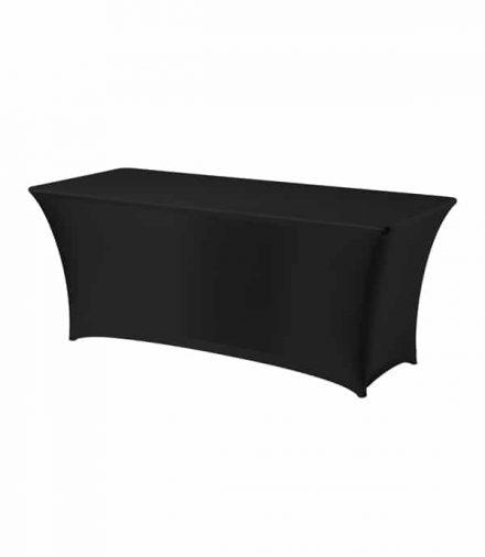 Tafelhoes Premium (rechthoek) - Zwart