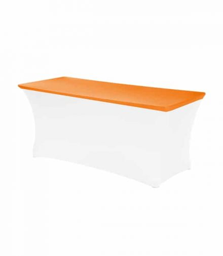 Topcover Symposium (rechthoek) - Oranje