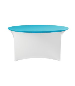 Topcover Symposium (rond) - Turquoise