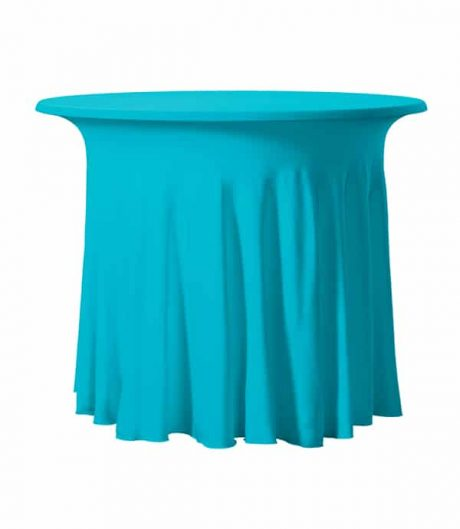Terrastafelhoes Wave - Turquoise