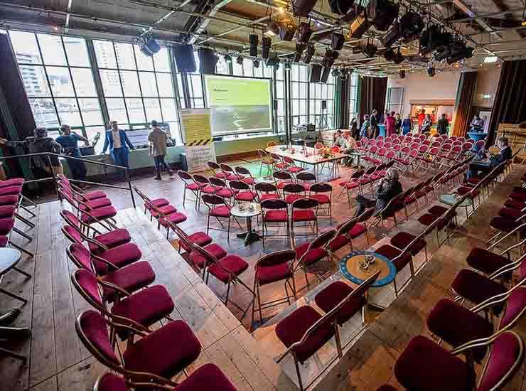 Referentie Opnivo - Theater Walhalla