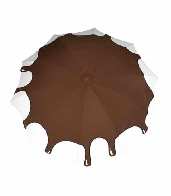 Parasols - Chocolat