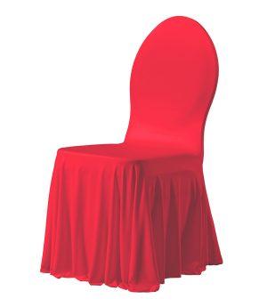 Stoelhoes Siësta - Rood
