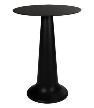 statafel vase zwart