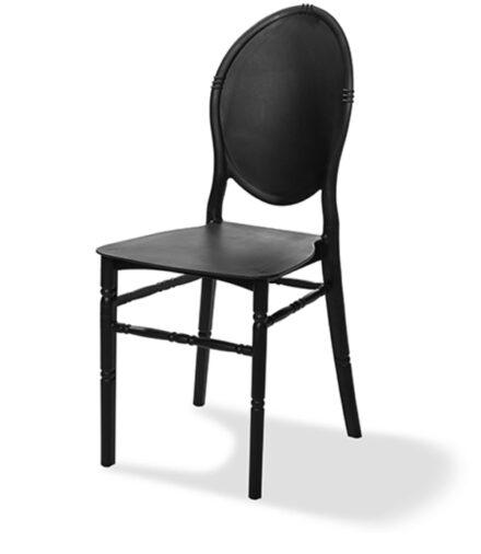 stapelstoel medaillion sunderland zwart