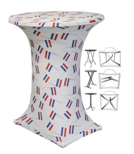 samba designhoes nederlandse vlaggetjes