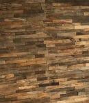MHS-02 Wandpaneel Mixed Hard-Wood 4 cm